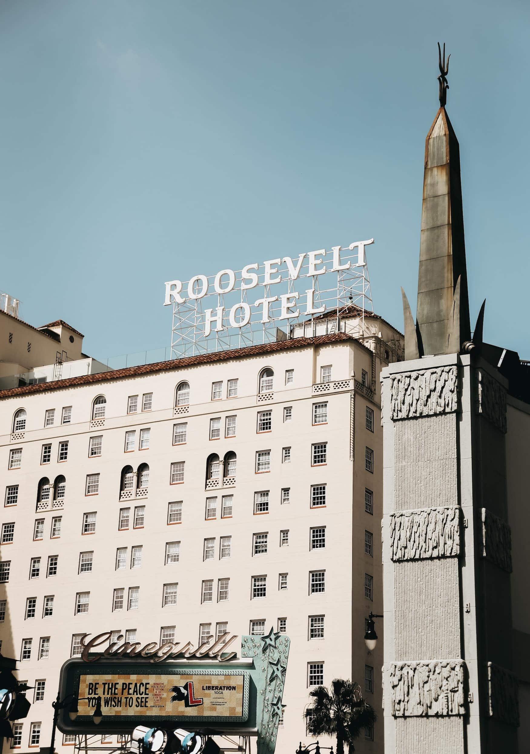 Roosevelt Hotel L.A.