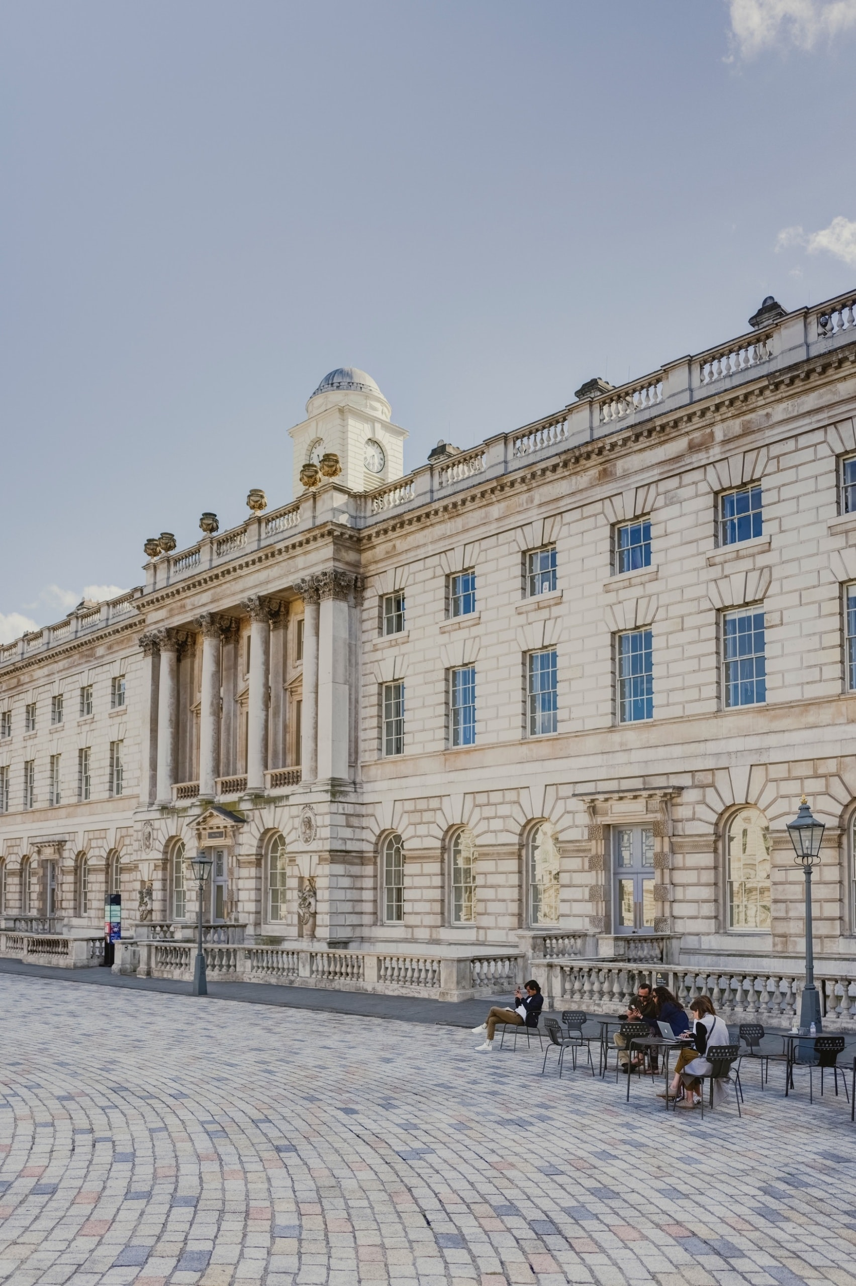 Das Somerset House in London