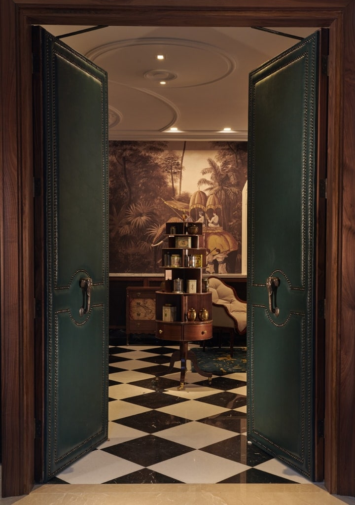 Great Scotland Yard Hotel London: Eingang