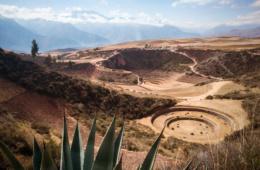 Heilige Tal in Peru