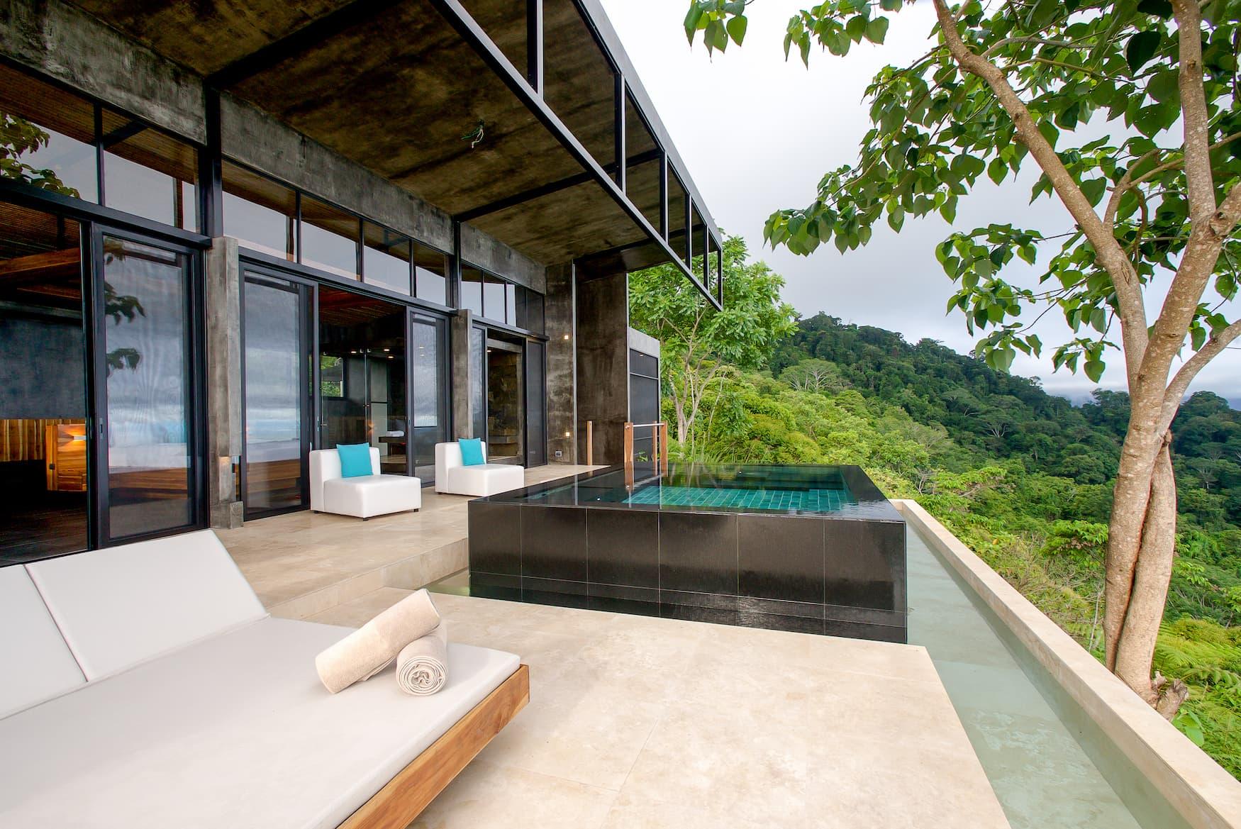 Hotel, Costa Rica, Hotelzimmer, Dschungel, uvita