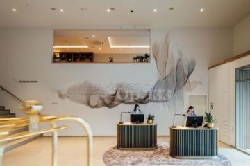 Lobby im Vienna House MQ Kronberg im Taunus