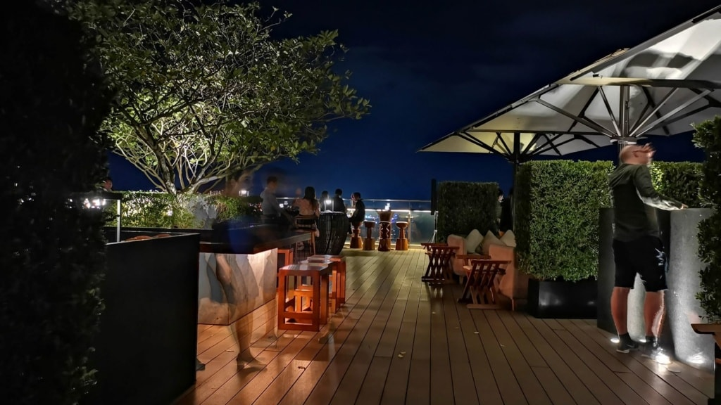 PhnomPenh Rosewood Rooftop Bar