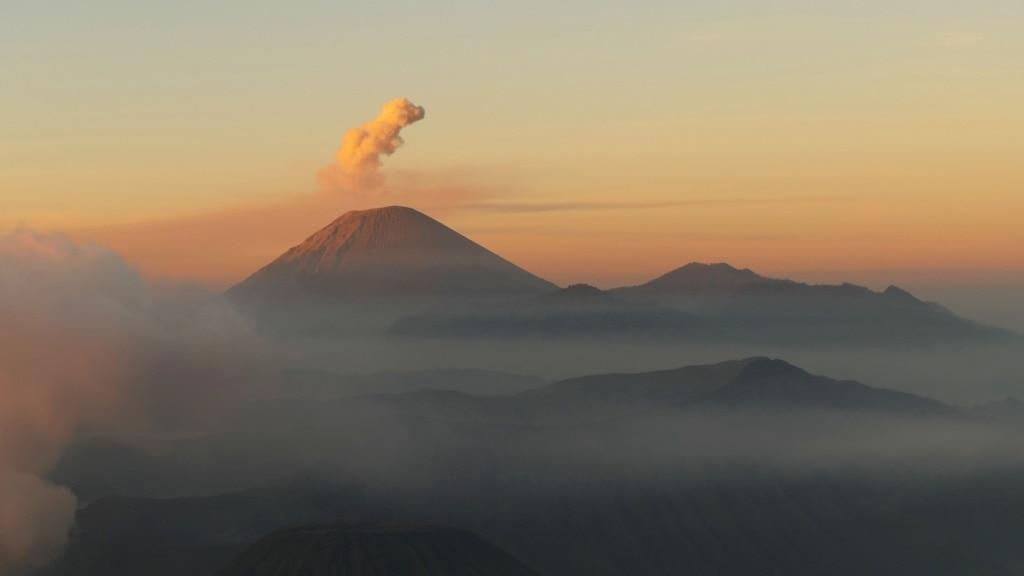 Reise zu den Vulkanen