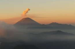 Bromo Vulkan Indonesien