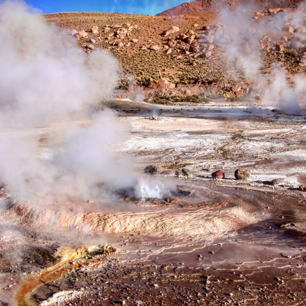 Spektakuläre Wüsten: Atacama, Chile