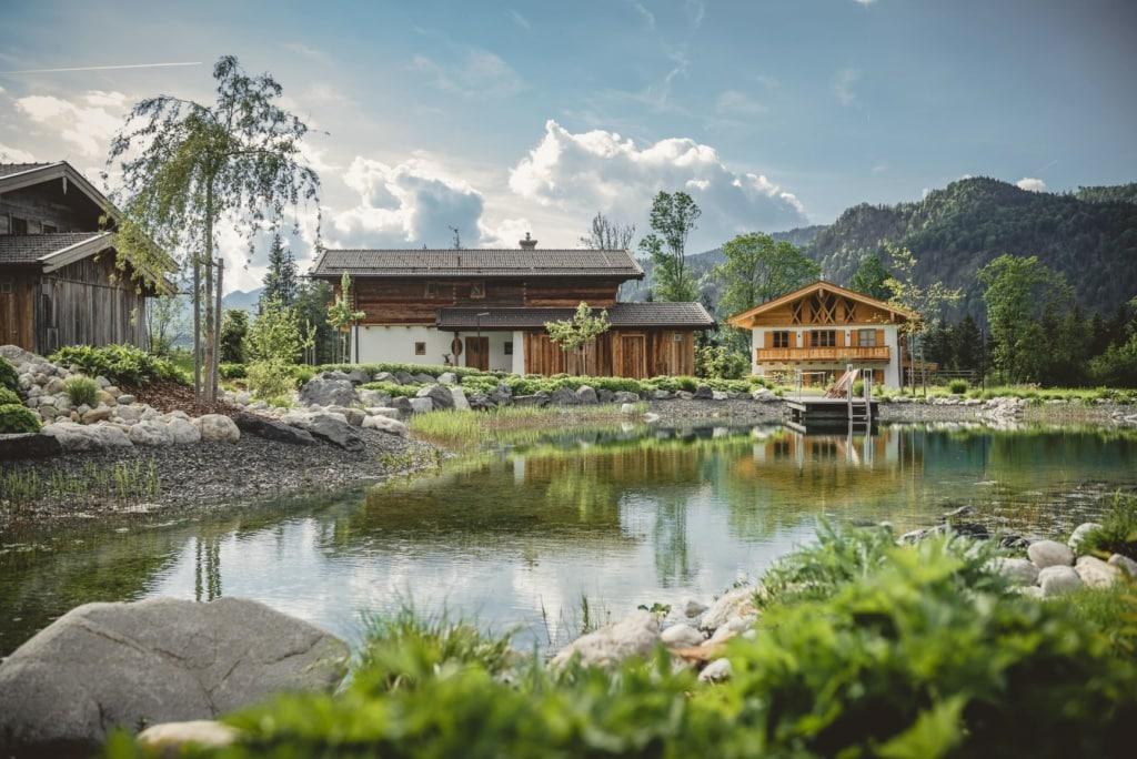 Hotels für Wanderer: Gut Steinbach Hotels & Chalets