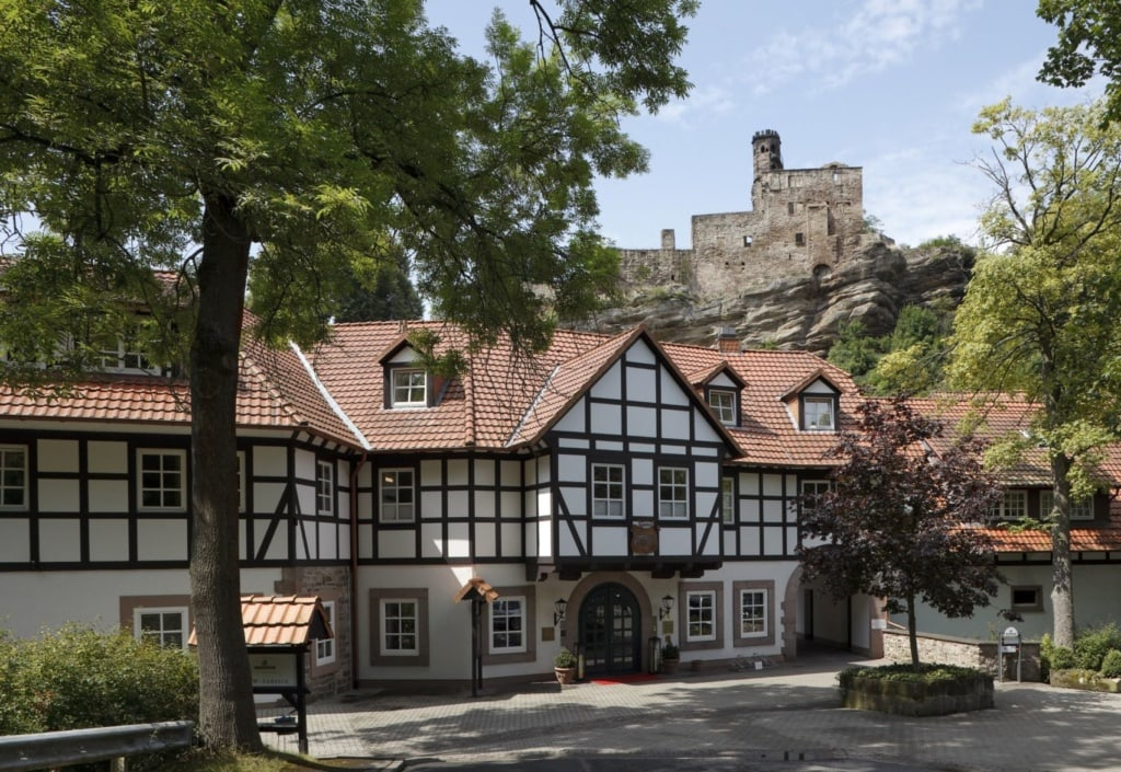 Hardenberg Burg Hotel