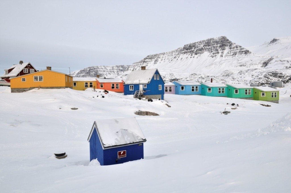 Ilulissat auf Grönland