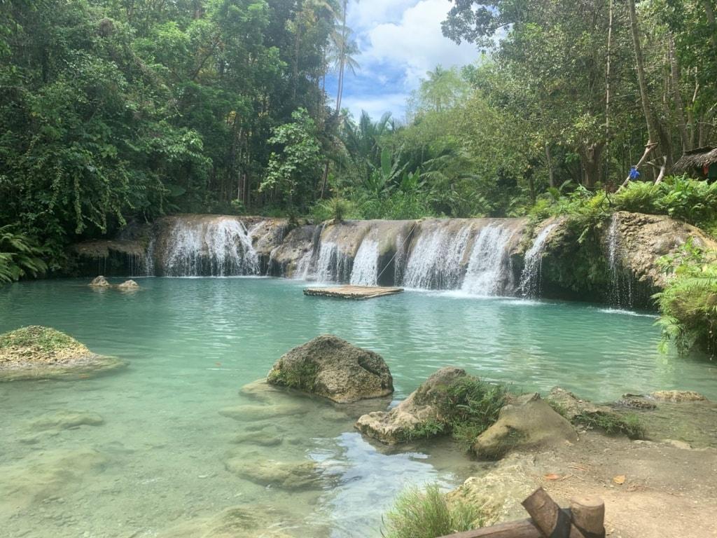 Wasserfall auf der Insel Siquijor