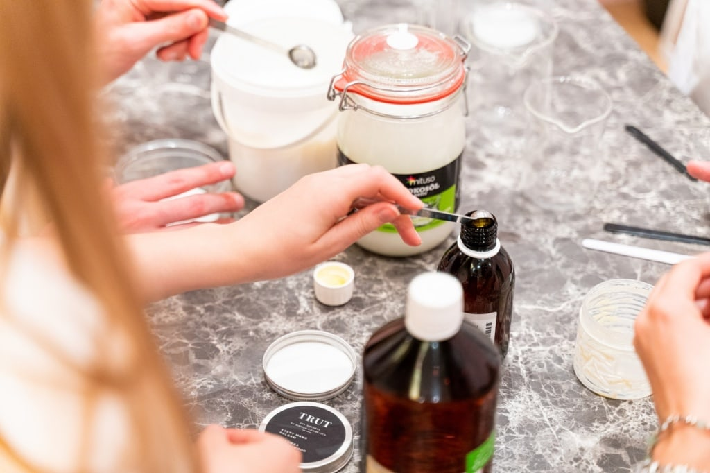DYI Naturkosmetik: Bei Matica Cosmetics im Online-Workshop möglich.