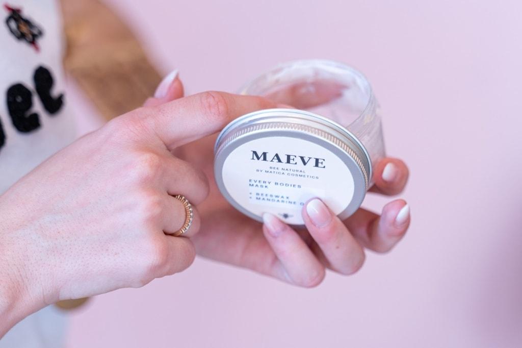 Die Produkte von Matica Cosmetics sind allesamt aus natürlichen Produkten hergestellt.