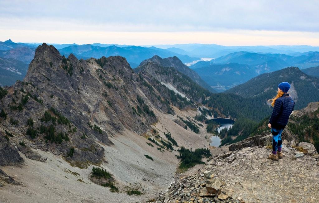 Der Pacific Crest Trail verläuft einmal die gesamte Westküste der USA entlang.