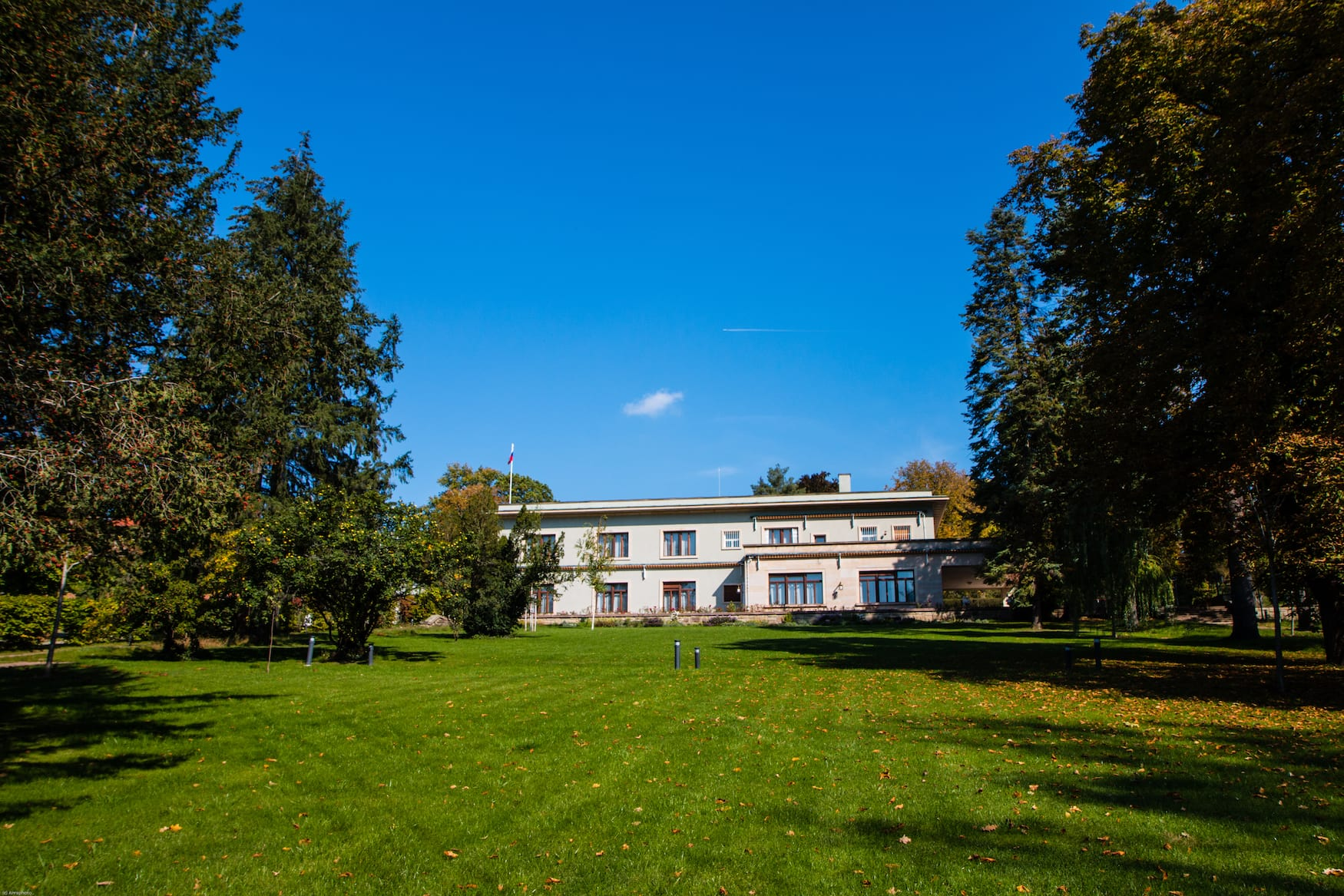 Villa Stiassni Brno