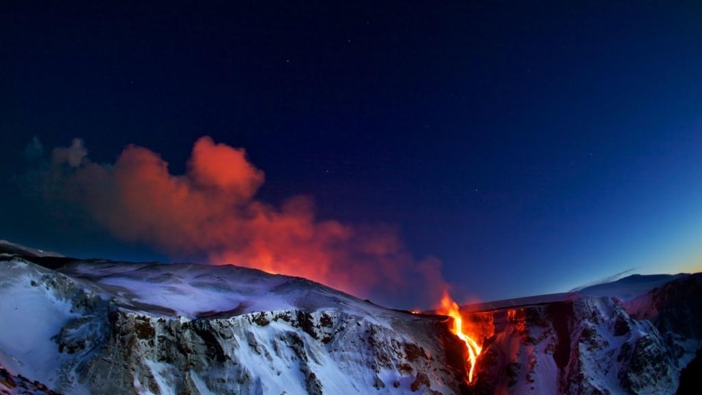 Vulkane in Island – Fünf Fakten, die ihr bisher nicht wusstet