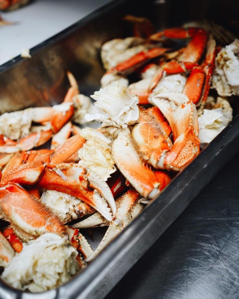In Dingle dürfen sich Meeresfrüchte-Liebhaber ganz besonders freuen!