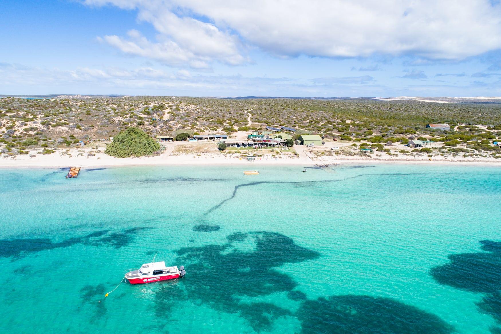Eco Lodge auf Dirk Hartog Island in Westaustralien