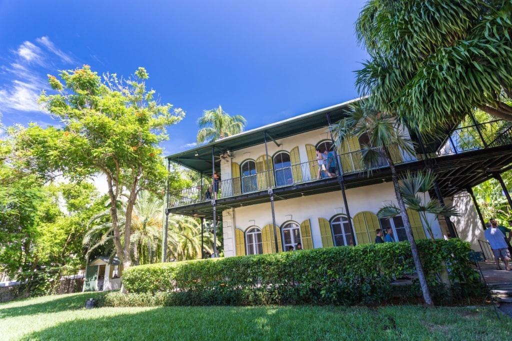 Hemmingway Home auf Key West