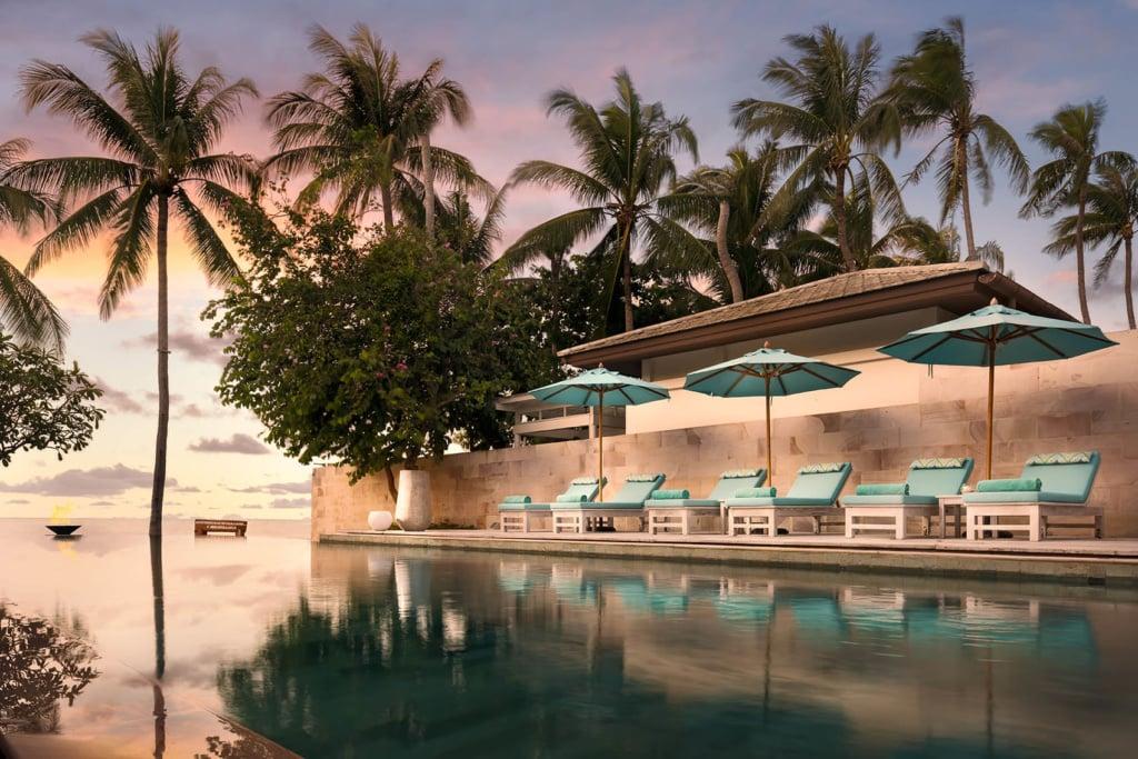 Schönsten Hotelpools: Pool des Avani Hotel auf Koh Sami