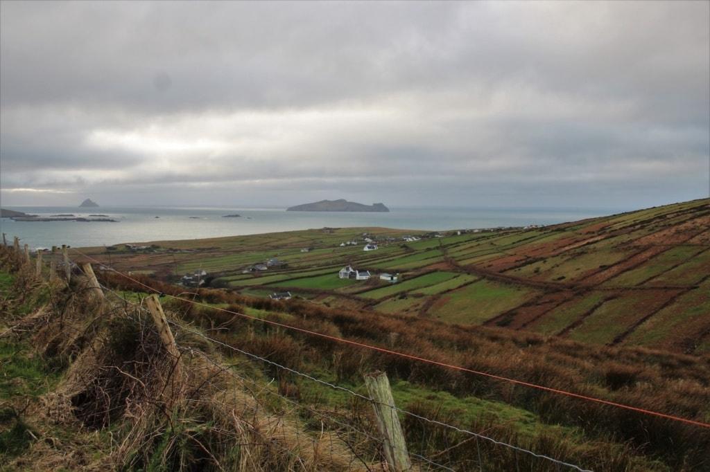 Der Slea Head Drive führt einmal um die Halbinsel von Dingle.