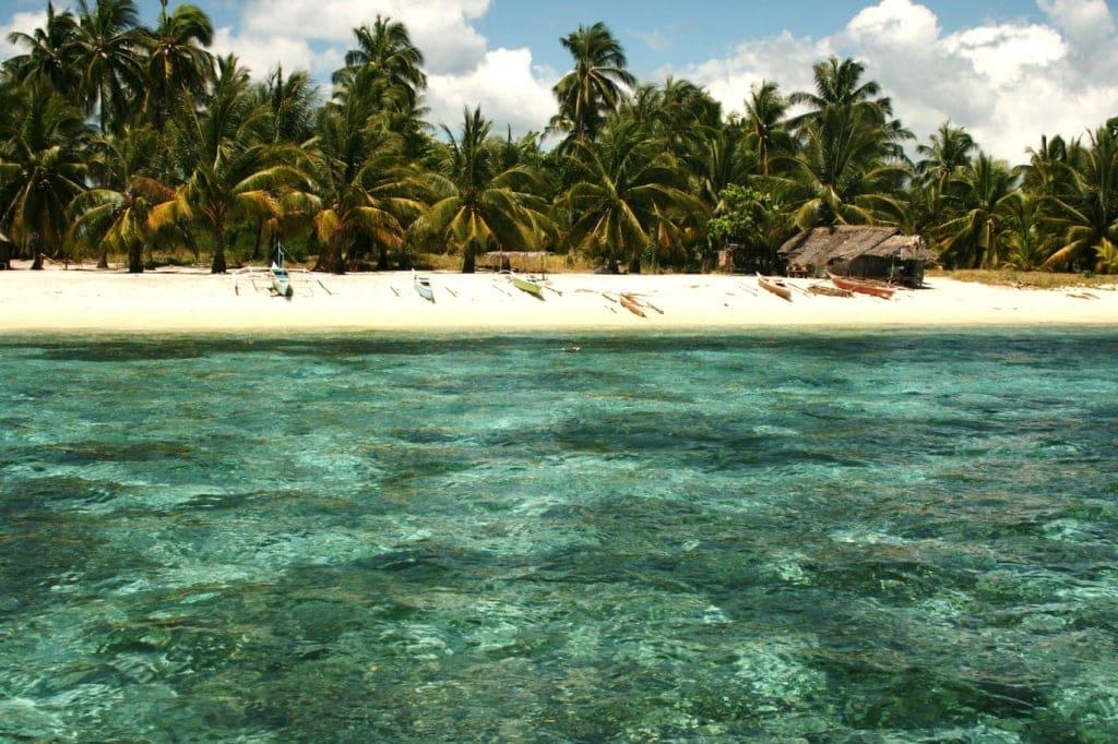 Die Philippinen sind ein Traum für Strandurlauber.