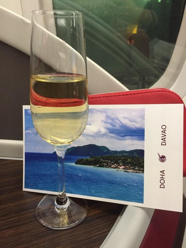 Im Juni ging der erste Flug mit Qatar Airways auf die Philippinen.