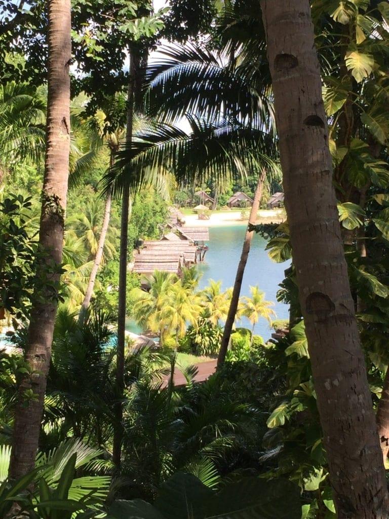 Das Pearl Farm Beach Resort auf Samal Island ist eines der schönsten Resorts der Philippinen.