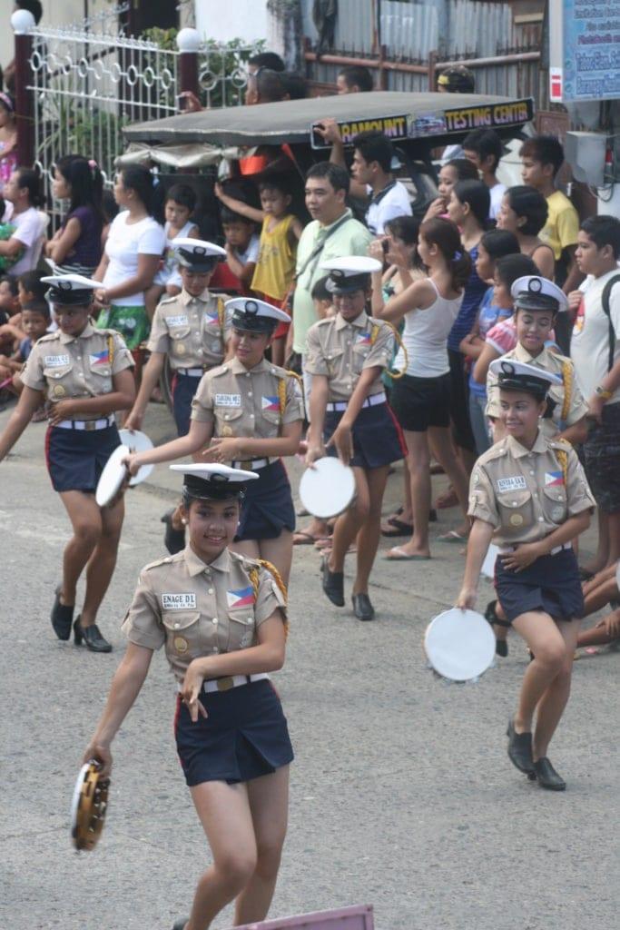 Eine Fiesta ist ein Muss, wer auf den Philippinen Urlaub macht!