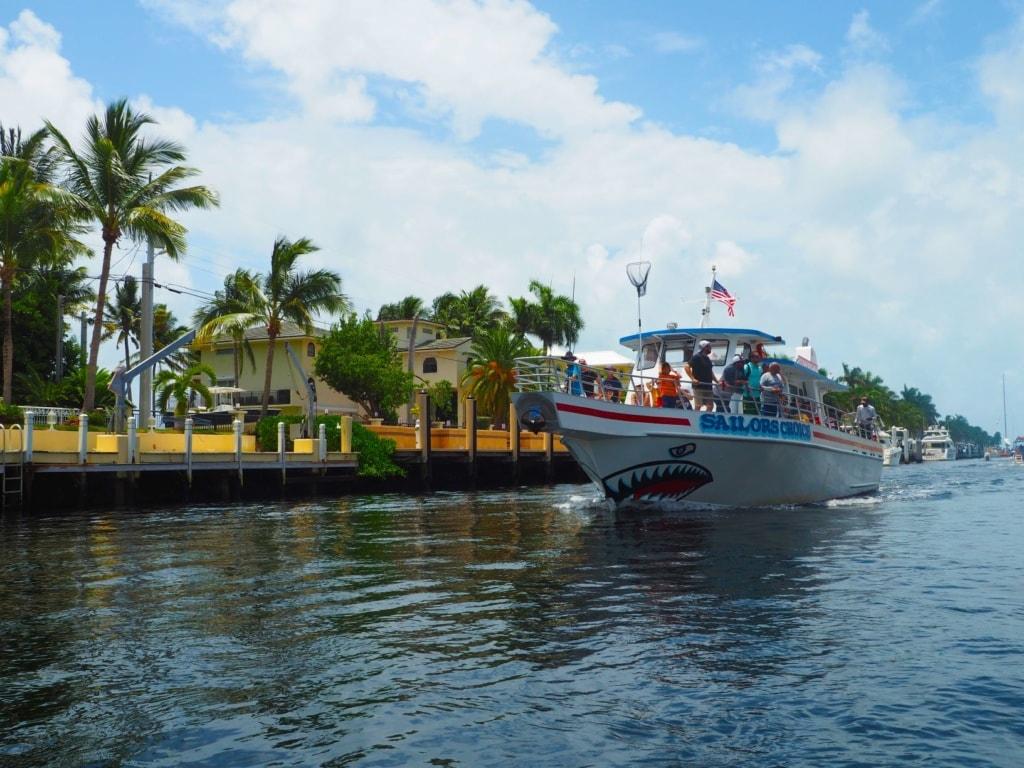 Schiff Sailors Choice in Key Largo, Florida