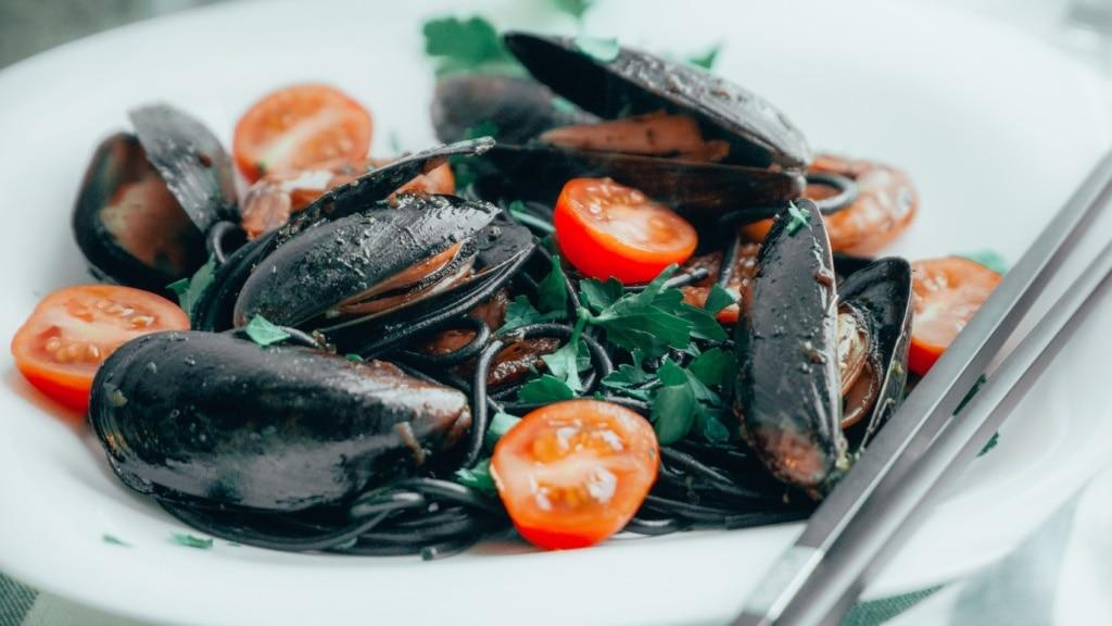 In Dingle kommen Seafood-Fans voll auf ihre Kosten.