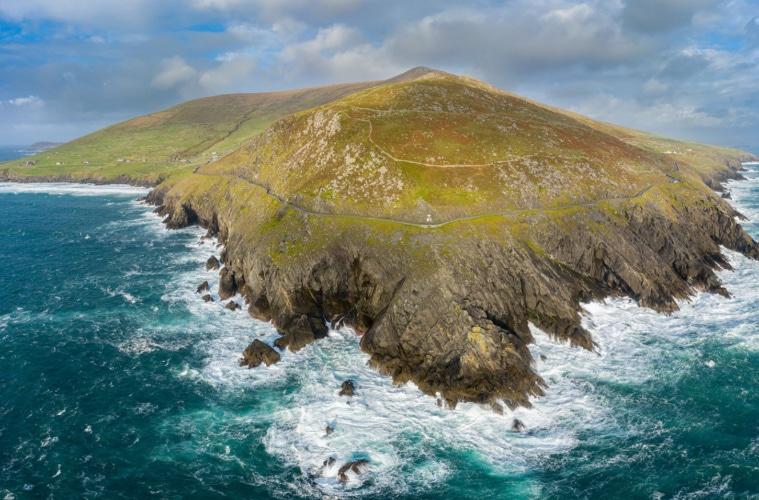 Der Slea Head Drive ist Irlands schönste Panoramastraße.