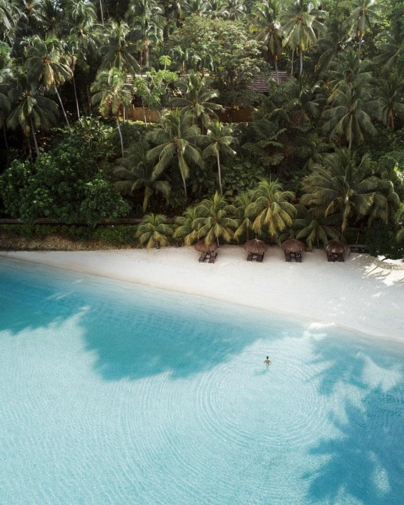 Das Pearl Farm Beach Resort auf den Philippinen ist ein Traum.