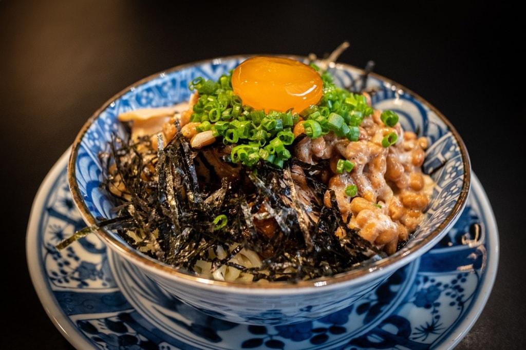 In der Küche Japans kommt es besonders auf die einzelnen Zutaten an.