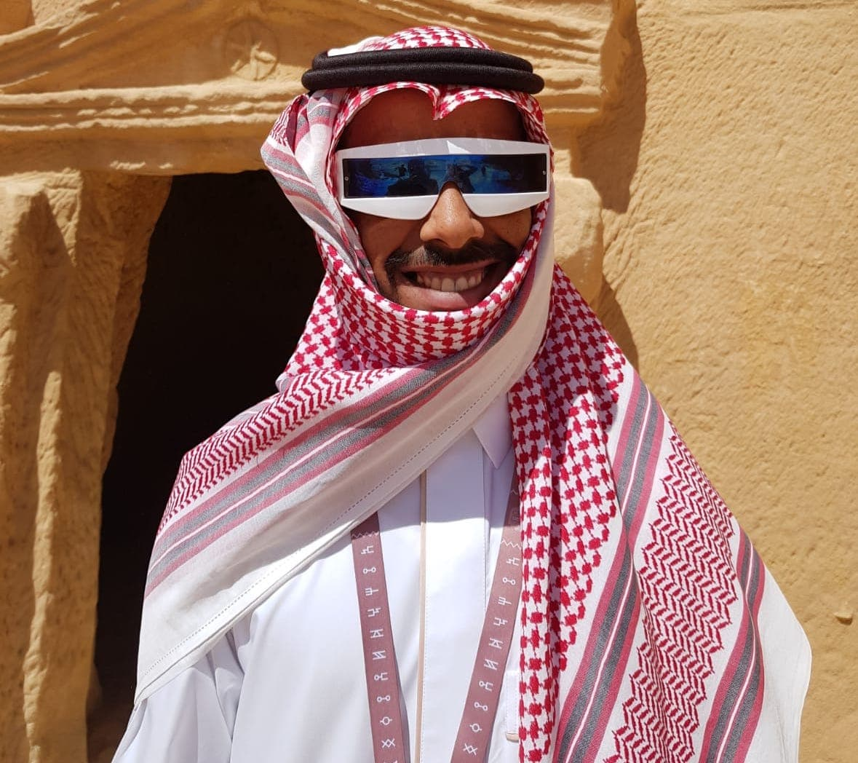 Tourist Guide Saudi-Arabien