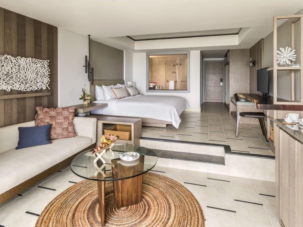Coral Deluxe Oceanview im Shangri-La's Le Touessrok