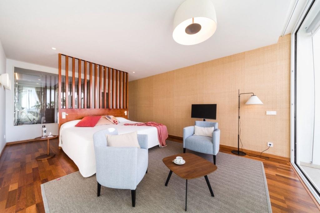 Zimmer im Océano Hotel Health Spa auf Teneriffa