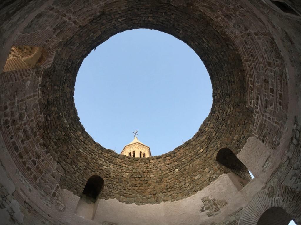 Glockenturm der Kathedrale des Heiligen Domnius
