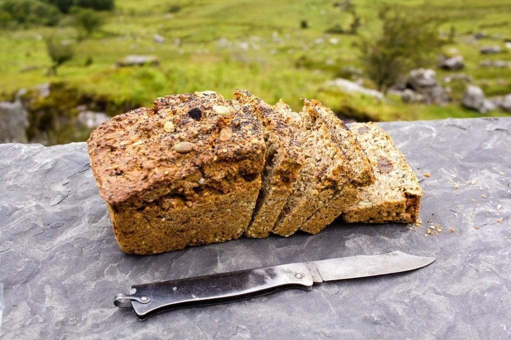Brotrezepte aus Europa: Brown Bread aus Irland.