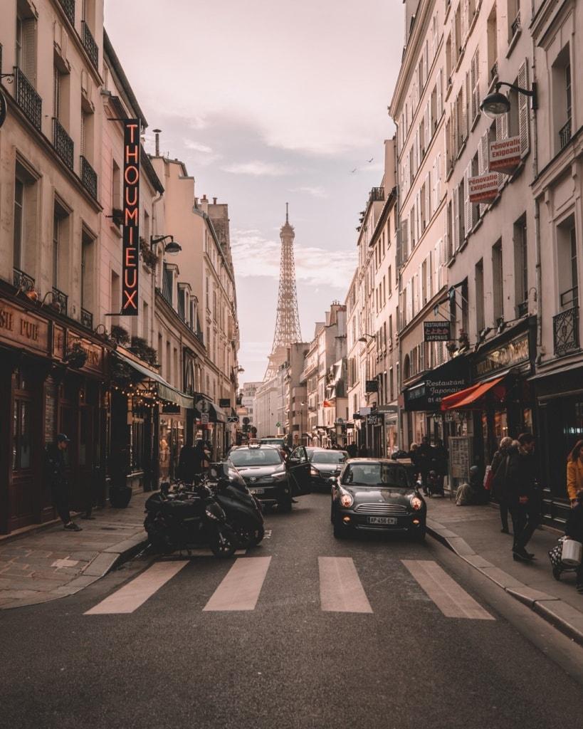 Paris, Paris, wir wollen nach Paris!