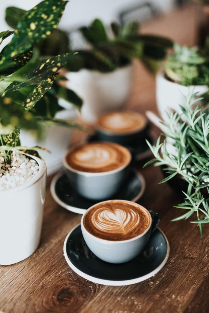 Zu Pulla aus Finnland schmeckt am besten: Kaffee!