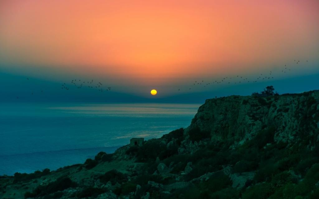 Geheimtipps auf Malta: Dingli Cliffs bei Sonnenuntergang