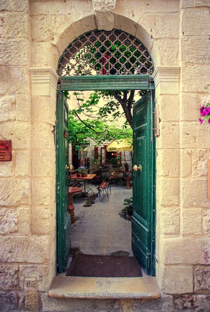 Pforte Restaurant Mdina Malta