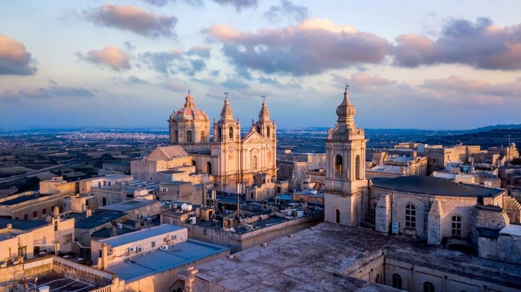Mdina auf Malta