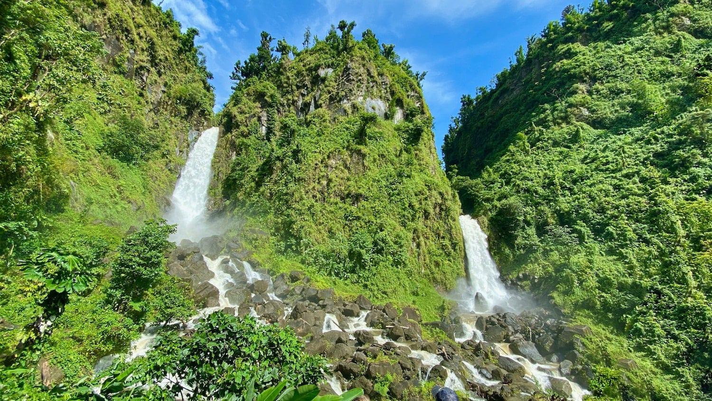 Wasserfall Dominica