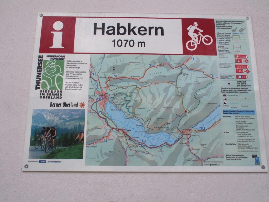 Habkern liegt versteckt in einem Seitental des Berner Oberlandes.