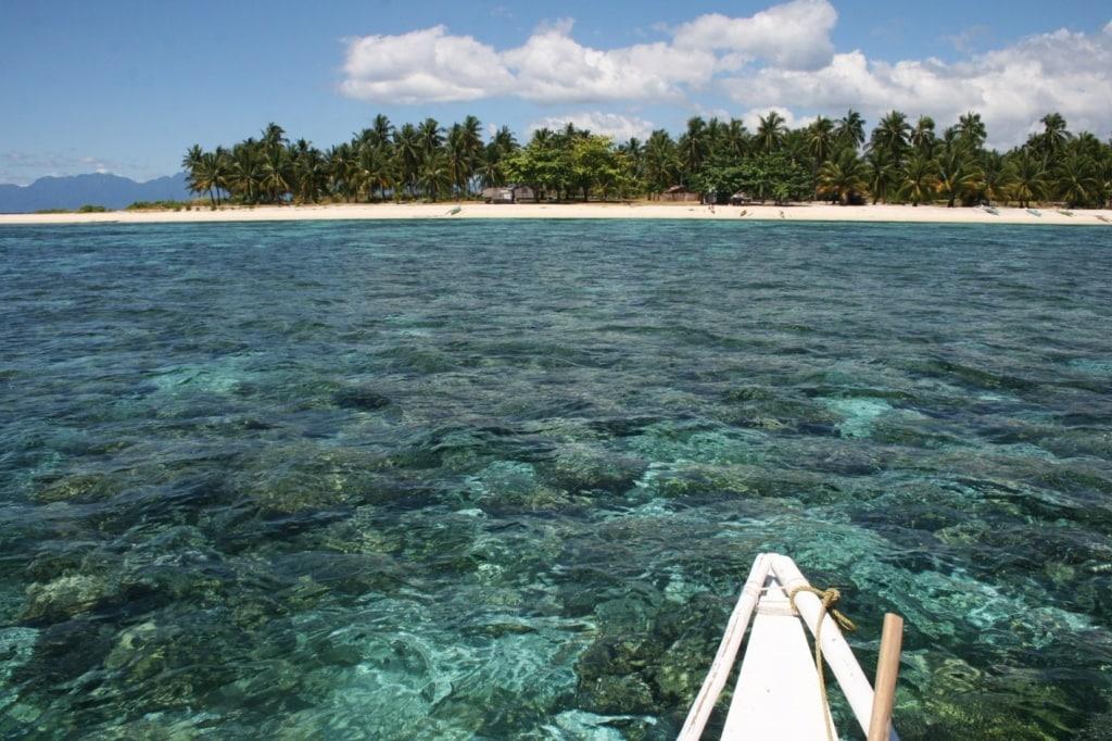 In den Eastern Visayas laden kleine Paradiesinseln für eine Nacht unter Sternen ein.