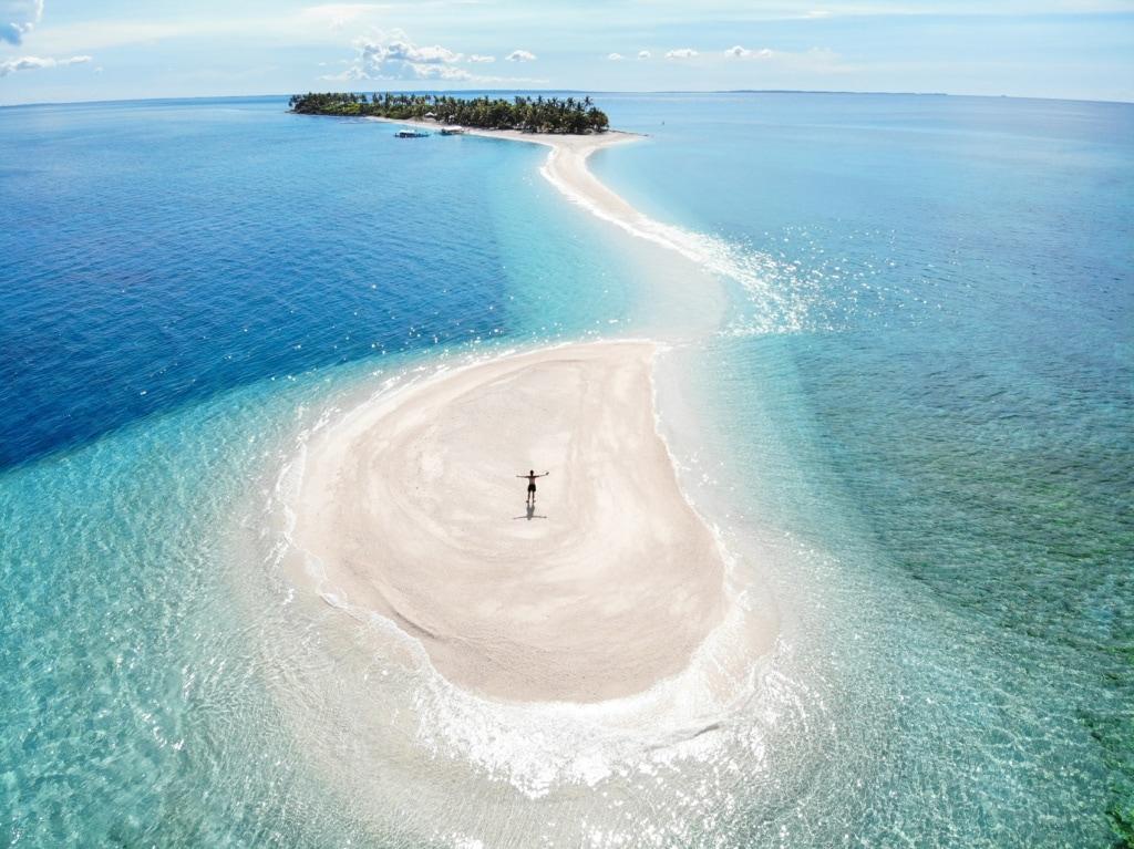 Kalanggaman Island ist einer der schönsten Spots in den Eastern Visayas.