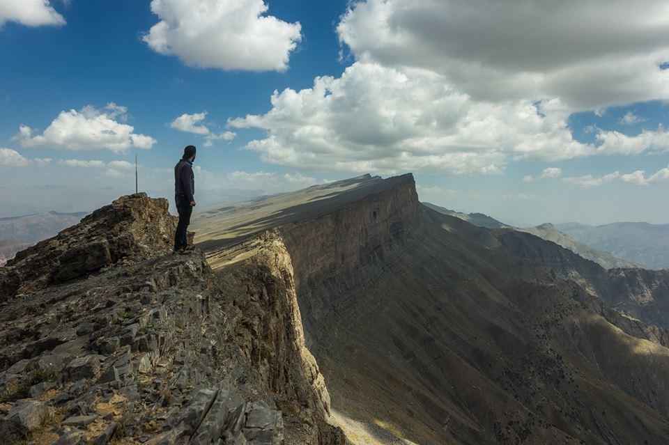 Khoja Gur Ota Gebirge in Usbekistan