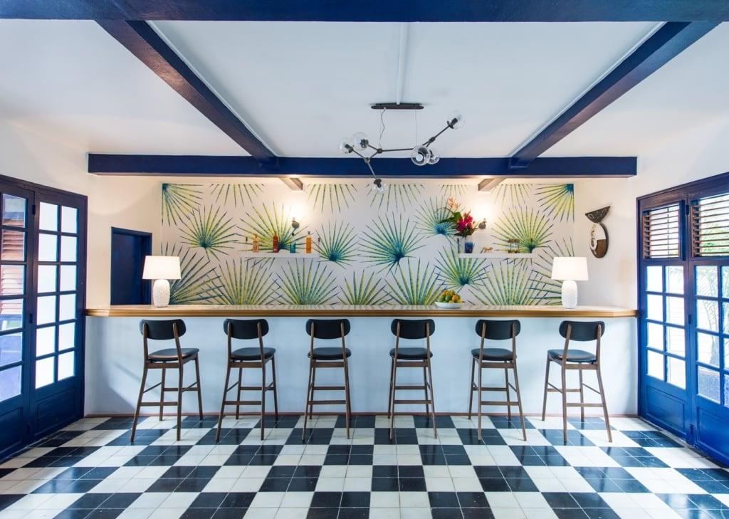 Das Design im Apolline Martinique macht das Haus zu einem unserer liebsten Luxushotels weltweit.