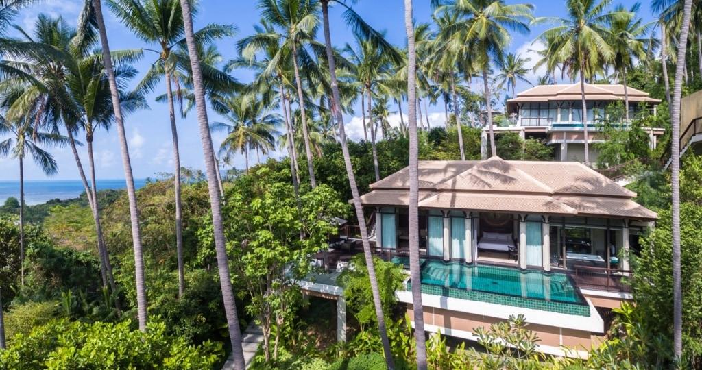 Wir wünschen uns ins Bayan Tree Samui nach Thailand!